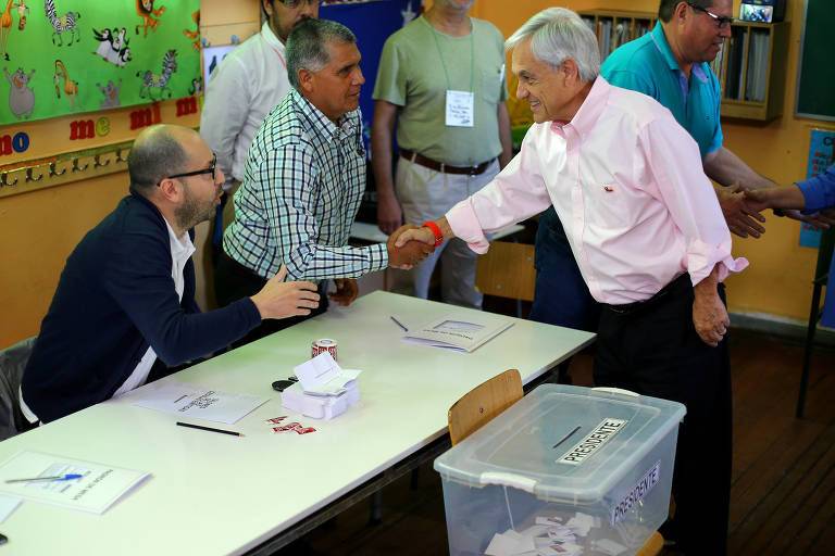Elei��es no Chile