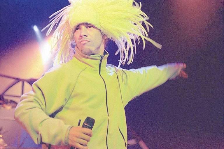 1997: O ano quJay Kay, vocalista da banda Jamiroquai, que se apresenta em São Pauloe não acabou