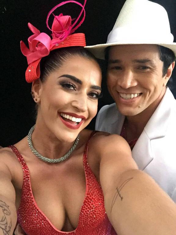 Dança dos Famosos 2017