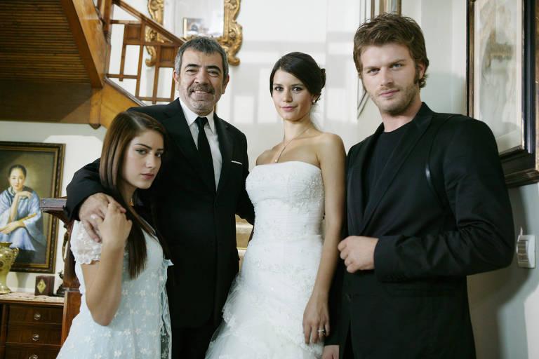 Novela turca 'Amor Proibido'