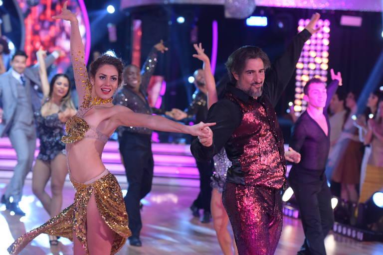 Marcos Mion compete em edição extra do 'reality' de dança