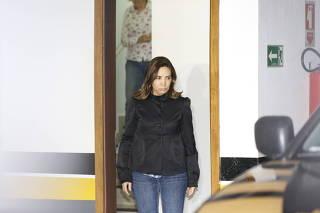Darcy Vera é presa após ter revogada liminar de liberdade