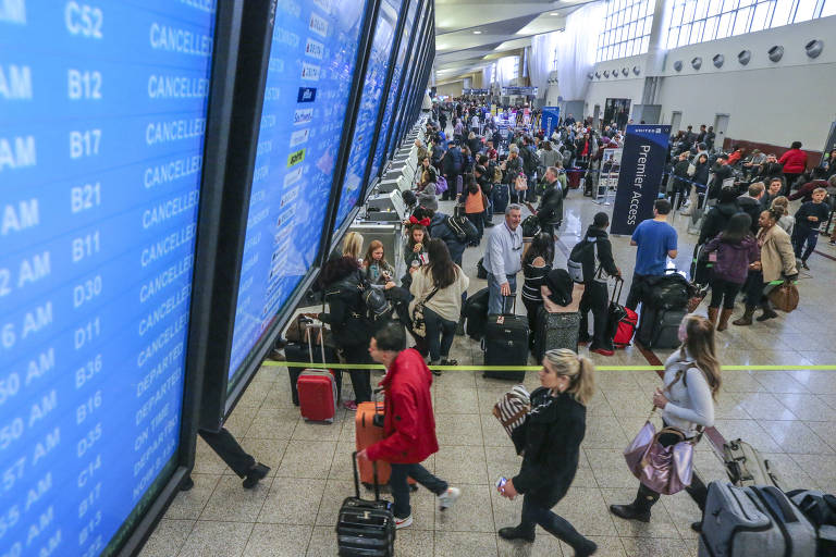 Os 20 aeroportos mais movimentados do mundo