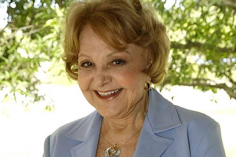 A atriz Eva Todor, que morreu no dia 10 de dezembro
