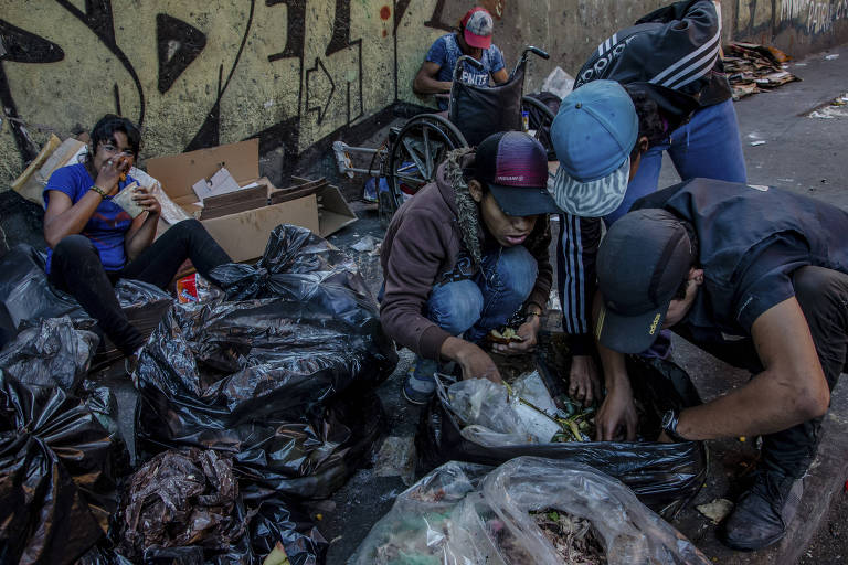 Desnutrição na Venezuela