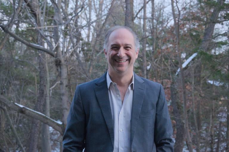 Chris Cusano, colaborador internacional da Ashoka na seleção de novos fellows