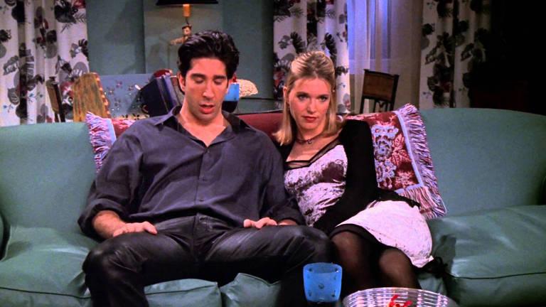 Cena do episódio 'The One with All the Resolutions', de Friends