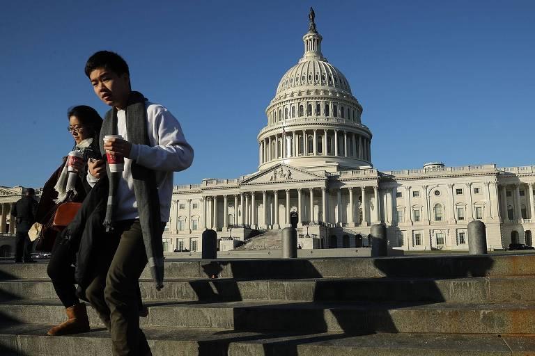 O Congresso americano se prepara para votar a reforma tribut�ria de Trump