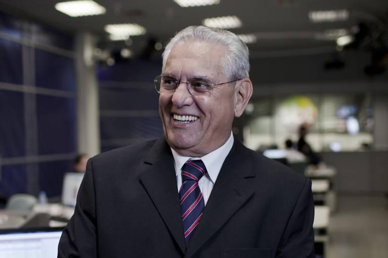 Depois de seis anos, o jornalista Joseval Peixoto deixa o SBT