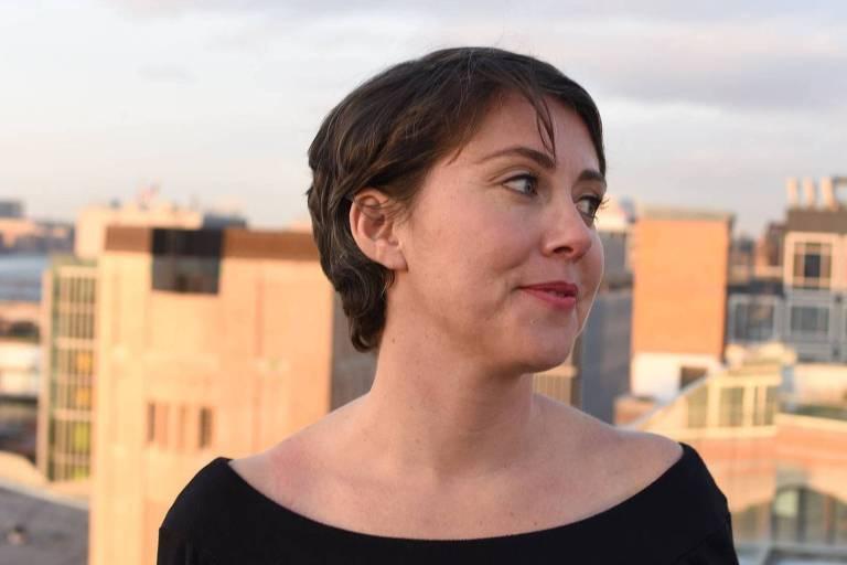 Kristen Roupenian, autora do conto 'Cat Person'