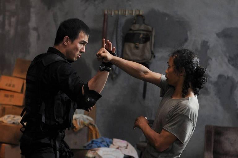 """Cena do filme """"Operação Invasão"""", da Indonésia"""