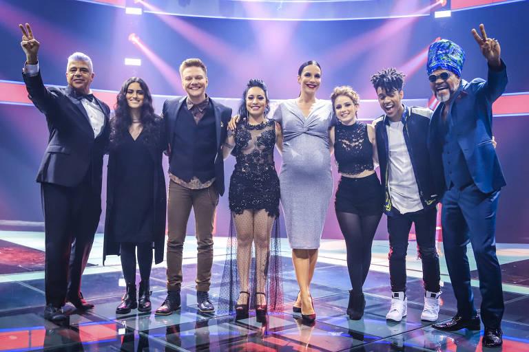 The Voice Brasil 2017