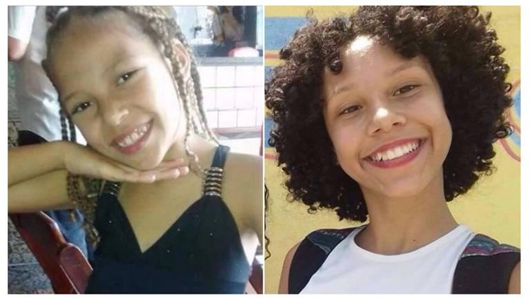 Vítimas de balas perdidas no Rio