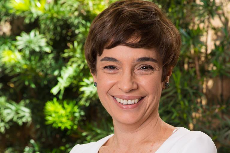A jornalista Renata Lo Prete