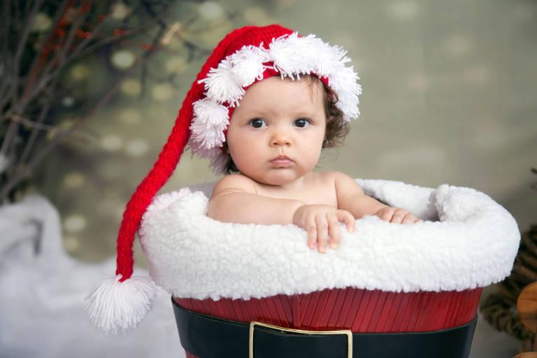 Bebe natalino - Manuela, 8 meses - Goiânia