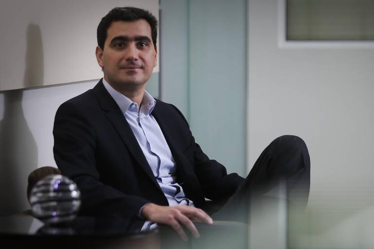 Eduardo Fischer, co-presidente da construtora MRV