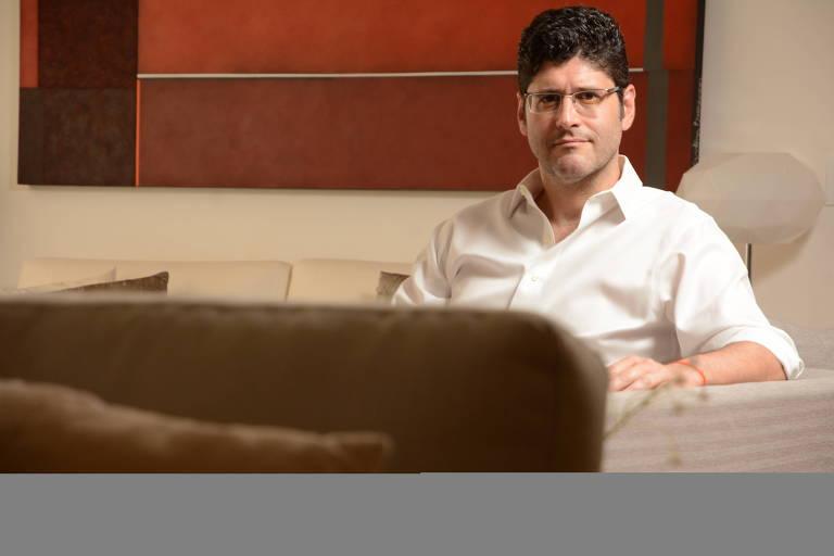 Rogerio Chequer, candidato ao governo de São Paulo pelo partido Novo
