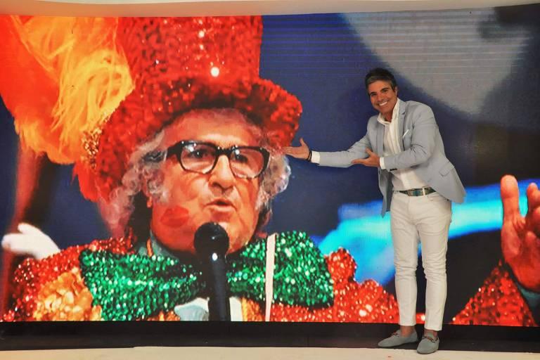 RedeTV! homenageia Chacrinha em especial