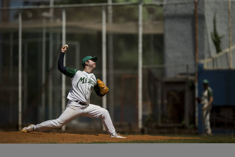Beisebol, novo esporte ol�mpico
