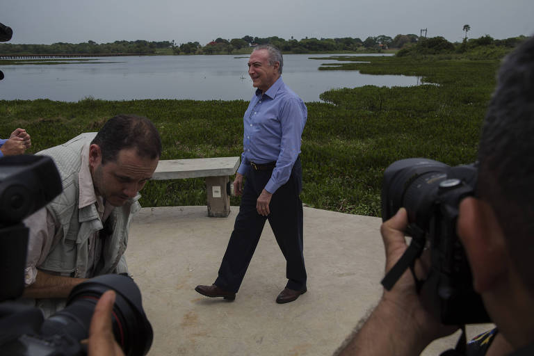 Meio ambiente e Pantanal começa a encolher