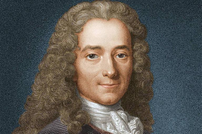 A fortuna de Voltaire teve mais a ver com sua perspicácia do que com sorte
