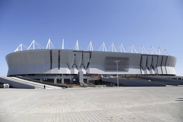 Estádios da Copa do Mundo da Rússia