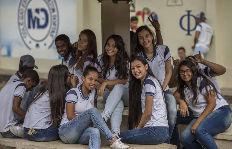 Escola do interior de Sergipe é destaque no Enem