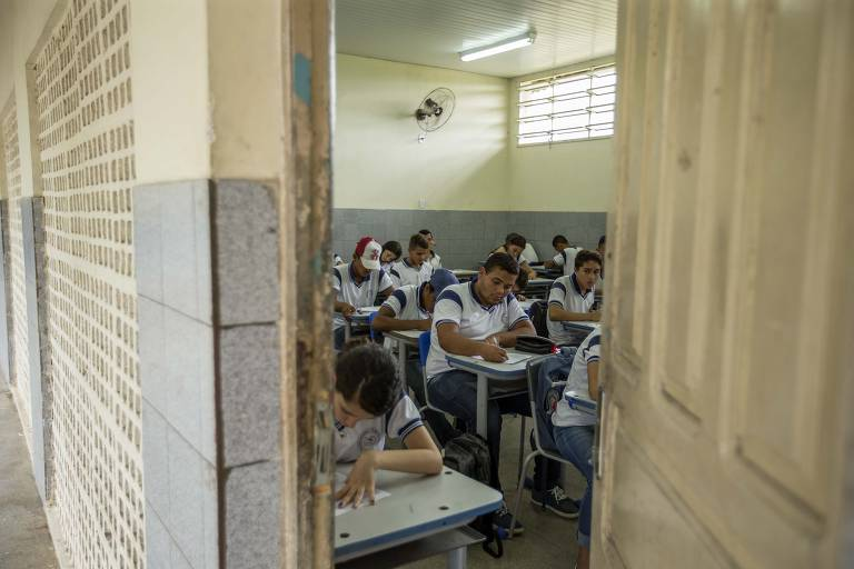 Escola do interior de Sergipe é destaque no Enem
