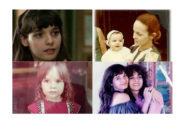 Glória Perez publica uma seleção de imagens da filha, Daniella Perez, morta em 1992