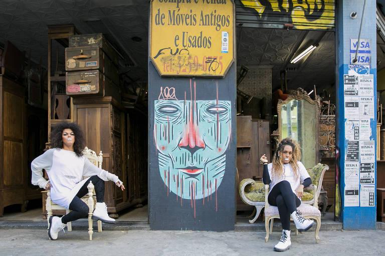 Grupo As Bahias e a Cozinha Mineira animam o público do Supernova Festival