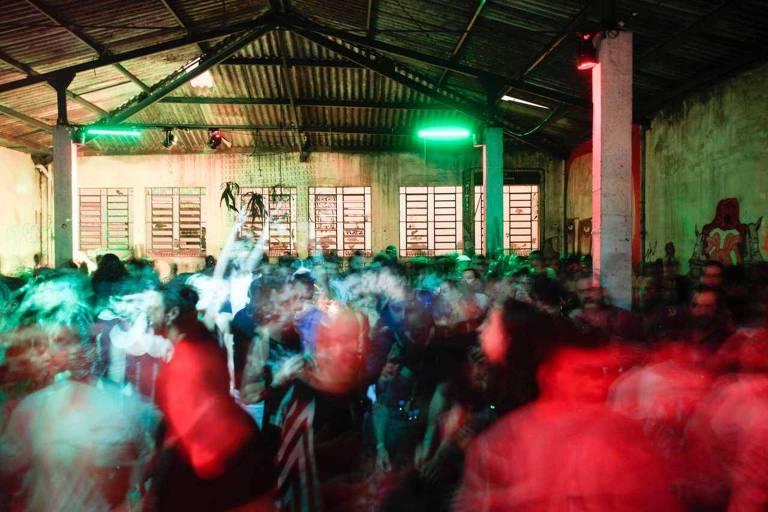 A festa Mamba Negra foi eleita pelo júri a melhor de 2017