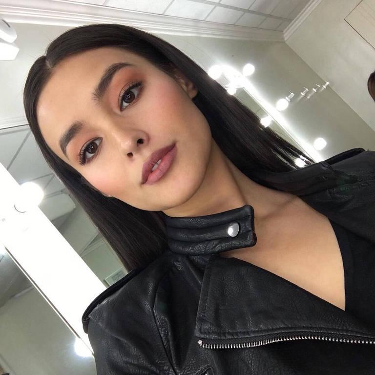 Os rostos femininos mais bonitos do mundo de 2017