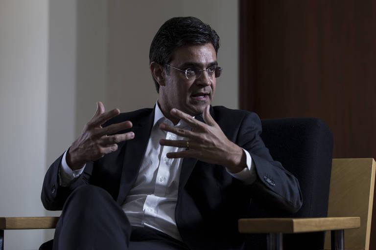 SAO PAULO, SP, BRASIL, 29-08-2016, 15h30: Retrato do secretario de habitacao, Rodrigo Garcia. Rodrigo da entrevista especial para a Folha. (Foto: Eduardo Anizelli/Folhapress, ESPECIAL) ***EXCLUSIVO***