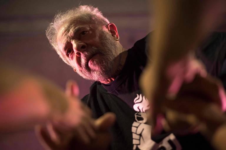 O ex-presidente Lula ainda é incógnita para a eleição de 2018 devido a processos na Lava Jato