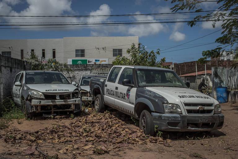 Batalhão depenado do Rio Grande do Norte