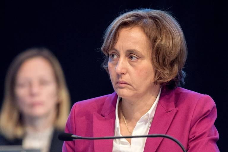 Membro da direção do Alternativa para a Alemanha, Beatrix von Storch é acusada de incitar ao ódio em mensagem