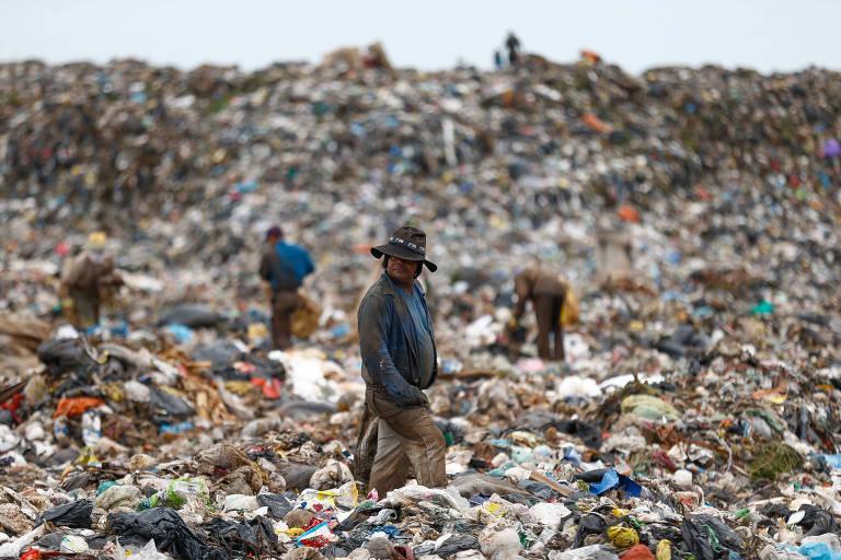El basurero a cielo abierto más grande de Brasil