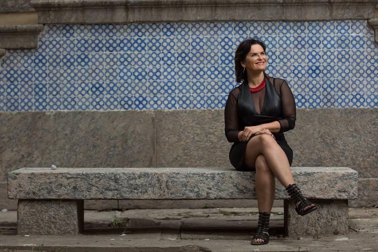 A professora da Escola de Comunicações da UFRJ Ivana Bentes