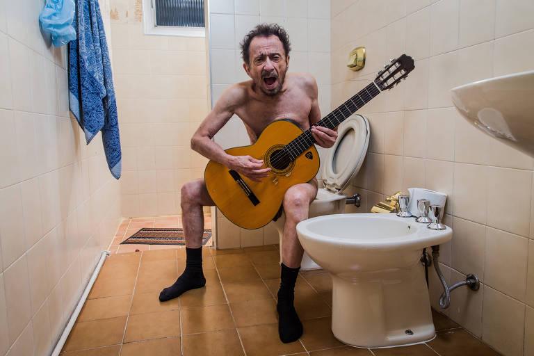 O músico Tom Zé se apresenta nesta sexta no Sesc Belenzinho