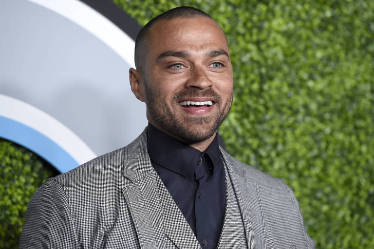 O ator Jesse Williams