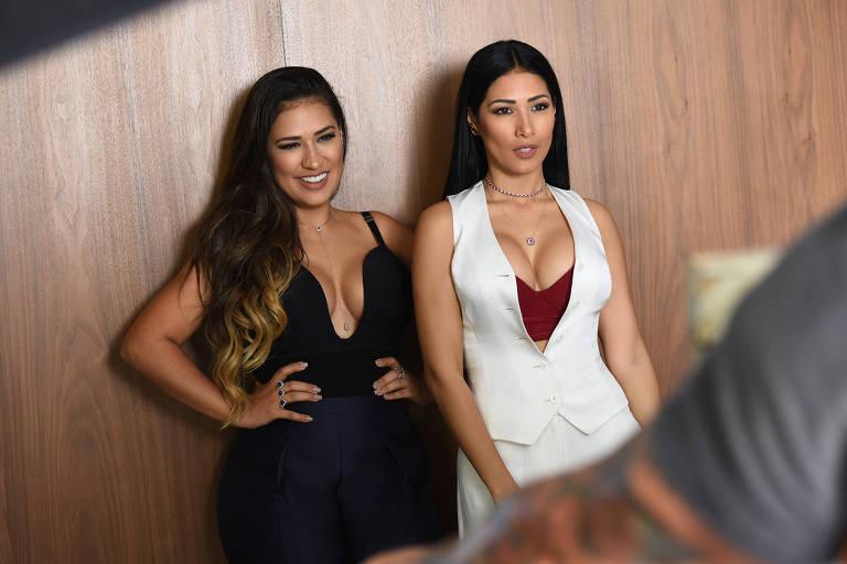 Simone e Simaria lançam clipe com Deborah Secco em 'retorno' de Simaria