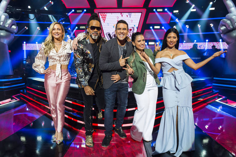 'The Voice Kids' - Terceira Temporada (2018)