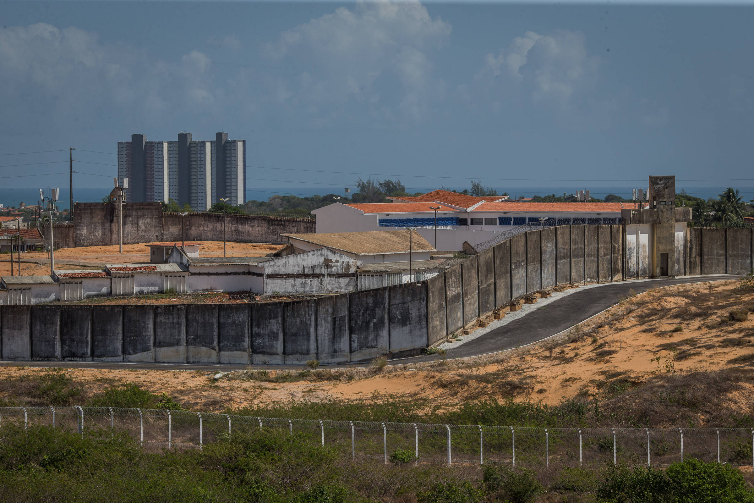 Quatro presos são mortos em antiga ala de Alcaçuz (RN), palco de massacre em 2017