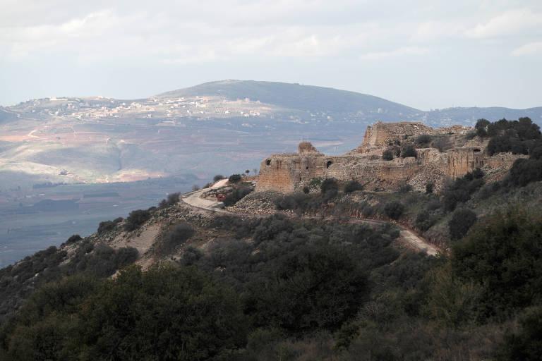O monte Hermon, lugar da transfiguração de Jesus, é um dos pontos visitados pelos evangélicos