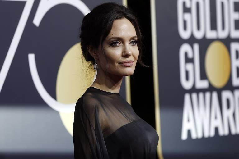 75thGolden Globe Awards ? Arrivals ? Beverly Hills