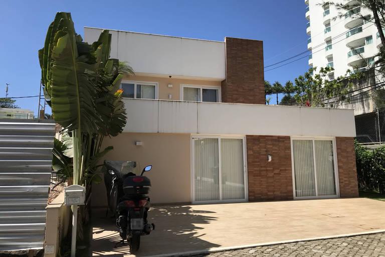 Os imóveis de Bolsonaro