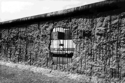 Muro de Berlim (Fotos: José Alberto Figueroa/Divulgação)