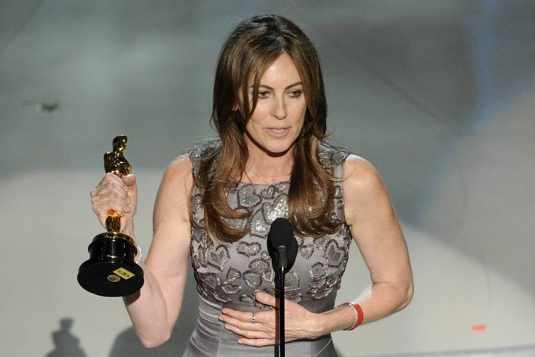 Kathryn Bigelow é a única mulher que já recebeu um Oscar de melhor diretora