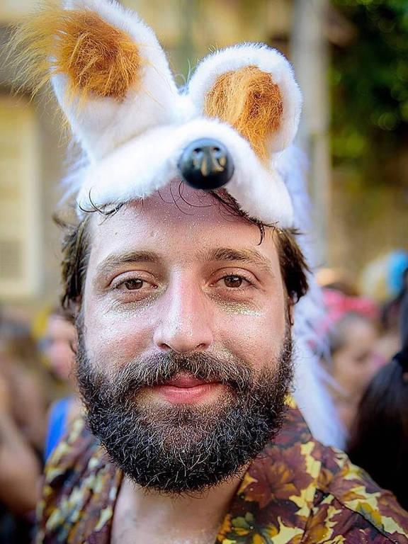 Imagens do ator Gregório Duvivier