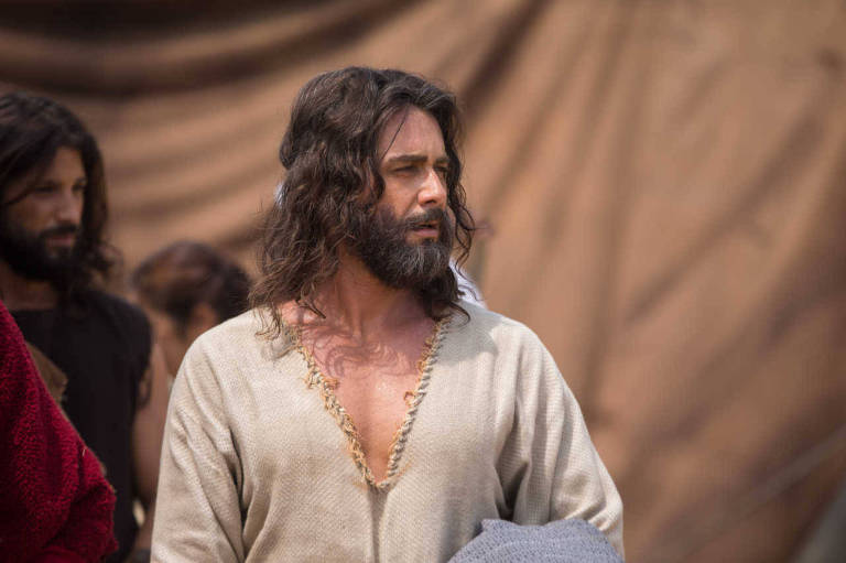 Record quer Jesus com ficha limpa para próxima novela bíblica